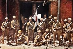 Japanese Marines in China 1939