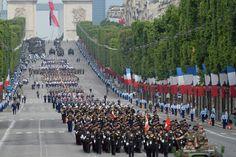 14 juillet : pourquoi est-il notre fête nationale ?  Cette date commémore en réalité la fête de la Fédération, qui eut lieu le 14 juillet 1790.