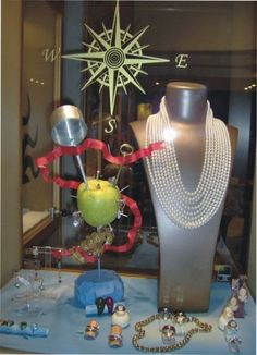 Fachidis jewelry store in Athens, Greece-Surrealistic window display. Wedding Invitation Cards, Wedding Cards, Store Window Displays, Wedding Hairstyles With Veil, Natural Wedding Makeup, Table Set Up, Store Windows, Rustic Lighting, Wedding Bridesmaid Dresses