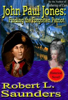 http://custard-pie.com/ John Paul Jones: Finding the Forgotten Patriot by Robert Saunders. $3.85. 250 pages. Publisher: BookSurge (May 23, 2009)