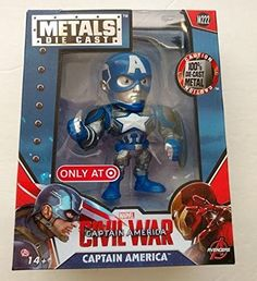 Captain America Civil War Metals DieCast M222 Exclusive >>> More info could be found at the image url.Note:It is affiliate link to Amazon.