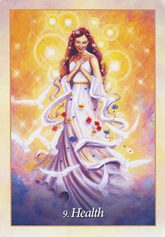 Health: Weekly Guidance for the week of September 12, 2016. | Card from Mario…