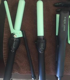 Good thing we will never have to decide between a wand a professional marcel curling iron! - Harry Josh