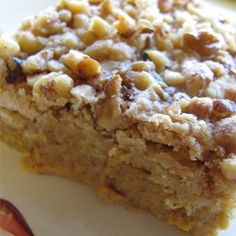 Great Pumpkin Dessert Allrecipes.com