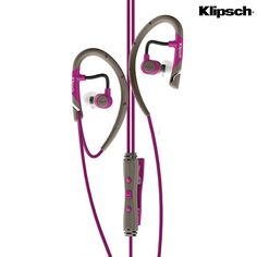 Klipsch Image All-Sport In-Ear Headphones with Built-in Mic - Assorted Colors