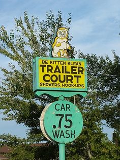 Kitten Klean Trailer Court