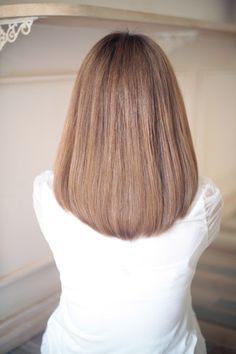Medium Hair Cuts, Long Hair Cuts, Medium Hair Styles, Short Hair Styles, Summer Hairstyles, Diy Hairstyles, Hair Colour Design, Long Hair Video, Lob Hairstyle