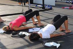 Gainage : bienfaits et postures… On vous dit comment f aire des exercices de gainage....