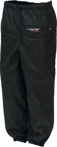 Ft C50 Pro Action Rain Pants-black - PA83122-01-L