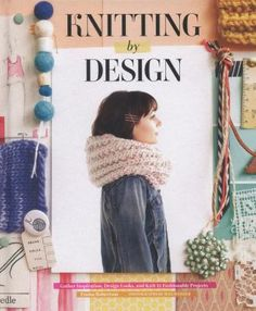 Beginning with Emma's visual thought process - hand drawn sketches, colour and yarn pulls and mood boards - and ending with 15 fashionable projects that incorporate non-yarn materials (think: knitted vest with a leather pocket, a breezy tank with a dip-dyed finish, or a chunky cowl with hot pink thread), this book will motivate knitters to look around them, cull inspiration and design their own fabulous looks