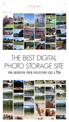 Learn what photo storage site this certified photo organizer recommends for your digital photo collection Digital Photography, Photography Tips, Photography Camera, Beach Photography, Editorial Photography, Landscape Photography, Picture Storage, Online Photo Storage, Foto Fun