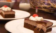 Γλυκό ψυγείου – Εύκολη πάστα σοκολατίνα