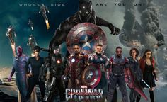 """Which characters shall appear in """"Captain America: Civil War""""? - http://gamesleech.com/which-characters-shall-appear-in-captain-america-civil-war/"""
