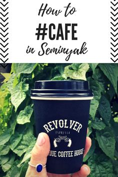 Where to find the BEST cafes in Seminyak, Bali! #cafes #bali #indonesia #solotravel #femaletravel #foodporn #coffeelovers