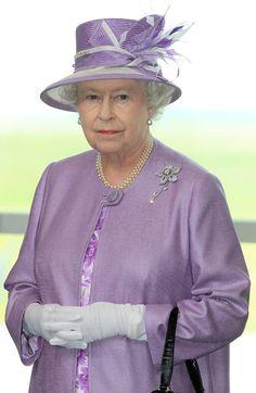 Queen Elizabeth July 3, 2010