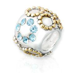 925 Silber Bead mit Gewinde - geeignet für alle Arten von Basisarmbändern. #beads #jewelry #silver