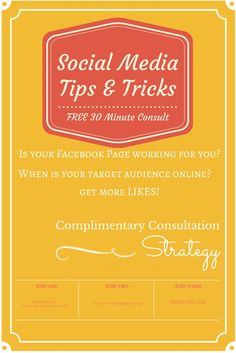 30 Minute Social Media Giveaway — MWQpr Public Relations