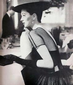 Suzy Parker by Lillian Bassman  Harper's Bazaar, July 1955.