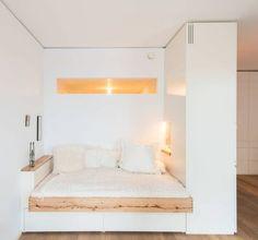 Perfect  Ideen wie du deinen Schlafbereich abtrennen kannst