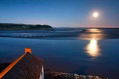 The boat house Laugharne