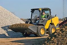 volvo construction equipment | Volvo Construction Equipment MC110C Skidsteer Loader - Jobsite ...