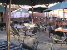 Concho's Mexican Restaurant: Concho's Mexican Food Restaurant Patio
