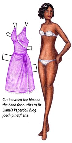 african-american-paper-doll-short-curly-hair-white-bikini-tabbed