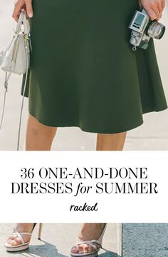 fbfedfe16aa2 36 One-and-Done Dresses for Every Warm-Weather Scenario