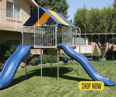 A swingset from Component Playgrounds will last the longest because we're 100% Made in the USA! #madeintheusa #MadeinAmerica https://www.componentplaygrounds.com/index.php?route=common/home