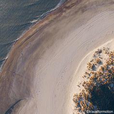 #empty #beach all you need in #life #seaside #waterline #dunes #waves #wanderlust #travel #travelgram #vsco #vscocam #guardiantravelsnaps #netherlands #cadzand #sand #landscape #ignetherlands