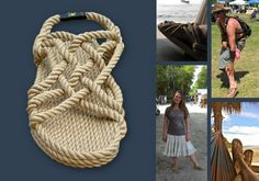 I loved my old rope sandals. Hope to get a new pair maybe V- Day! hint hint