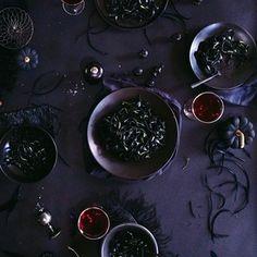 Doing a crazy Halloween shoot with food stylist and prop stylist Food Design, Food Styling, Food Inspiration, Food Photography, Stylists, Eyes, Dark, Halloween, Christmas