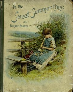 In the Sweet Summertime - Vintage Book