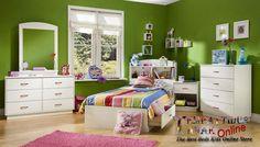 tempat tidur anak tempat tidur anak perempuan tempat