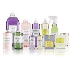 Williams-Sonoma soaps packaging design