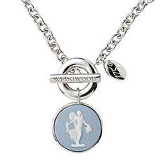 Wedgwood Wedgwood Womens Classic Muse Necklace