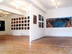 The Brick Lane Gallery, The Annexe - 93 - 95 Sclater Street E16HR