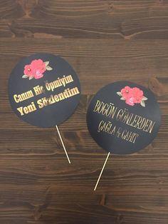 Konuşma Balonu – El Pankartları – YosunButik – Kişiye Özel Tasarımlar