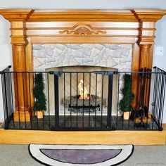 KidCo Auto Close Hearth Gate - Black | Toddlers, Products and Autos