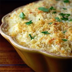Thick and Creamy Mac and Cheese