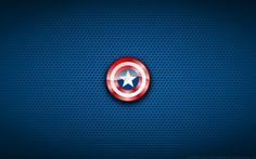 Wallpaper - Captain America 'Shield' Logo by Kalangozilla.deviantart.com on @deviantART