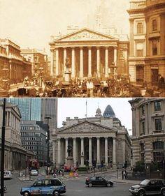 Londra, 1897 e 2012