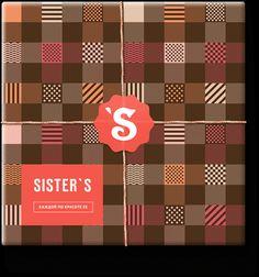 Sister's - это новый сервис для заказа бьюти-коробочки с миниатюрами по уходу за собой,  подобранными под твой тип кожи, возраст и типаж.