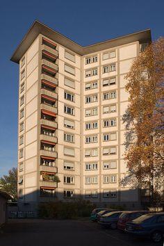 Multi Story Building, Apartments, Type, Post War Era, City, History, Penthouses, Flats