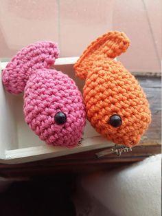 Llavero pez amigurumi Personalizable #animals #nature #handmade #crochet #ganchillo #amigurumis #vintage #cute #keychain #diy