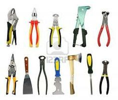 Las herramientas no son juguetes.No juegues con ellas.