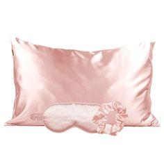 Things To Buy, Girly Things, Stuff To Buy, Girly Stuff, Kitsch, Sleep Rituals, Costura Diy, Satin Pillowcase, Sleep Set