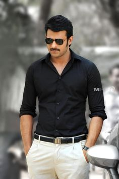 Prabhas in Mirchi Movie.
