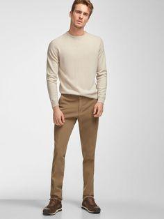 Pantalones de hombre de primavera 2017 | Massimo Dutti