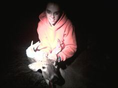 Magin Wood's 8pt,Nov. hunt 2010